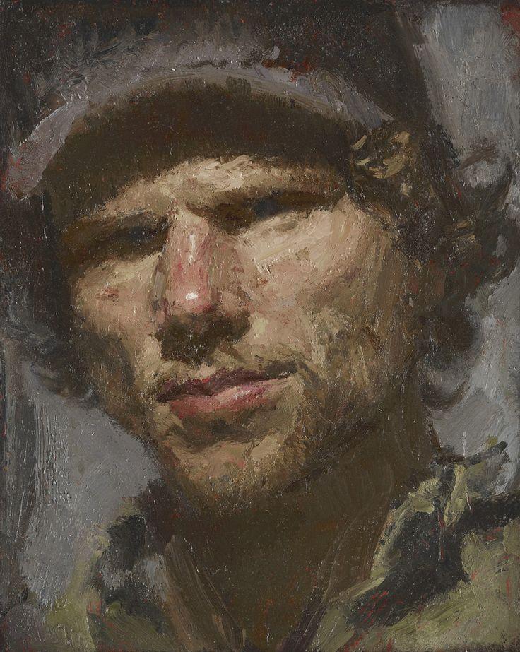 Ewan McClure BP Portrait Award 2013, National Portrait Gallery - exhibition review - London Evening Standard