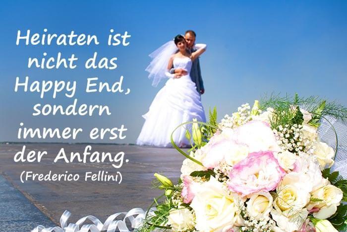 Hochzeitssprüche kennenlernen