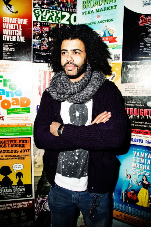 Daveed Diggs. A Roundtable Interview With the Cast of Hamilton -- Vulture