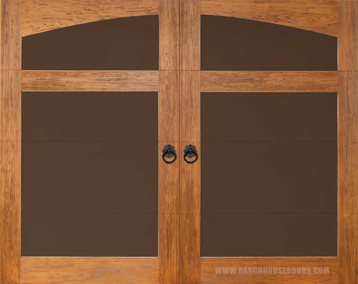 86 Best Images About Faux Wood Garage Doors On Pinterest