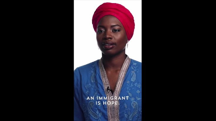Watch this video to meet Paola Mathé and learn what being an immigrant means to her. Paola is a proud Haitian and young fashion icon who runs the headwrap brand Fanm Djanm. Click through to experience her full story. http://go.brit.co/2tRHhO1 #FromOutsideIn
