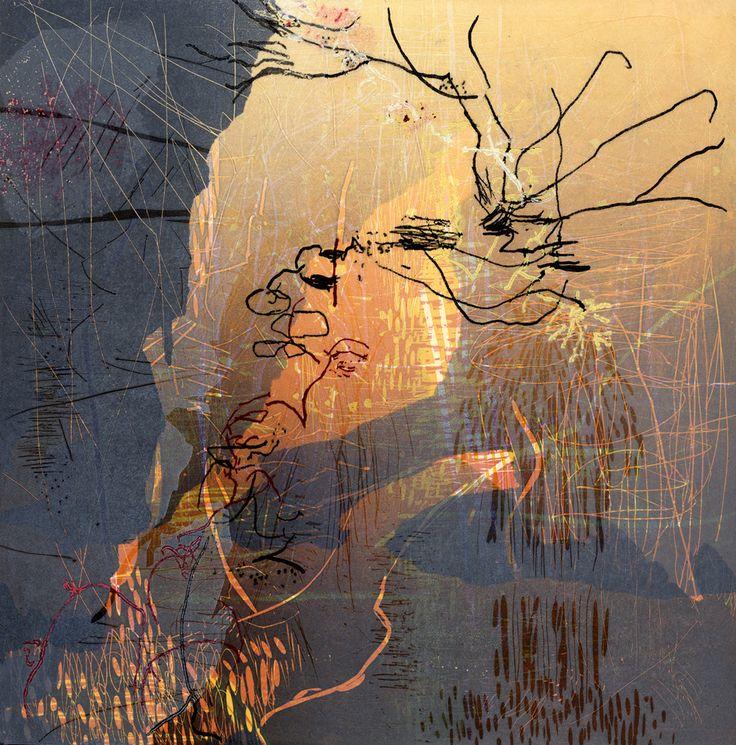 Joyce Silverstone | Akua Printmaking Inks
