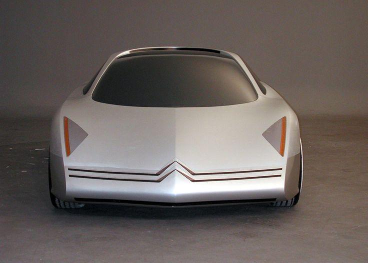 Concept car citroen Osée #design #car #voiture
