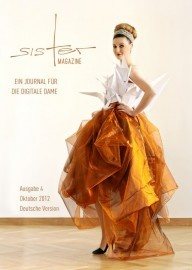 I adore SisterMAG magazine - and it's free online #fashion #style #women