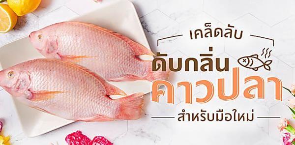 ม อใหม ต องร เคล ดล บด บกล นคาวปลา น าลองนำไปใช On Wongnai Com ส ตรทำอาหาร อาหาร เกล ดขนมป ง