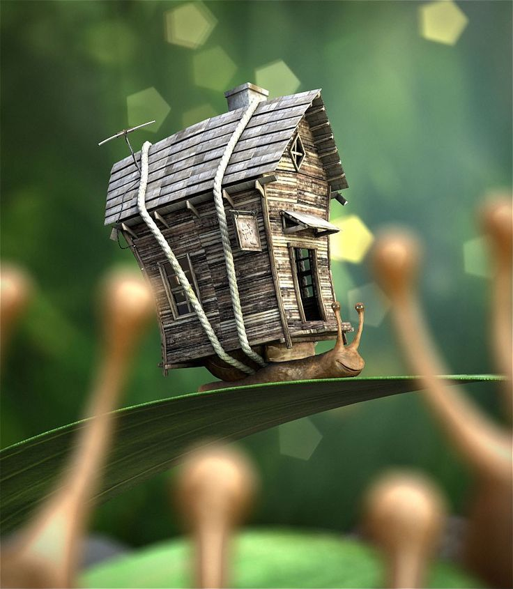 3D Art by Vasily Bodnar, Russia. Tools: 3ds max, After Effects, mental ray, Photoshop, ZBrush