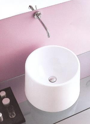 Ceramica Esedra Dom Bathroom Basin