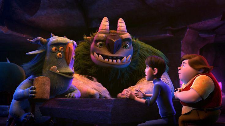 """Yeni Animasyon Serisi """"Trollhunters""""den Bir Fragman Daha - Haber · Müzik · Sinema · vs.."""