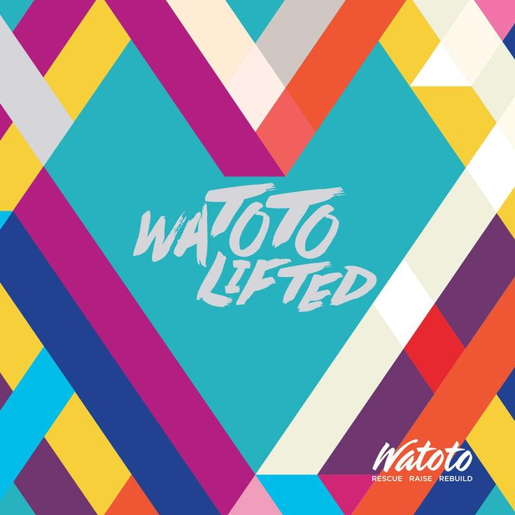New #Release Lifted - Single - Watoto