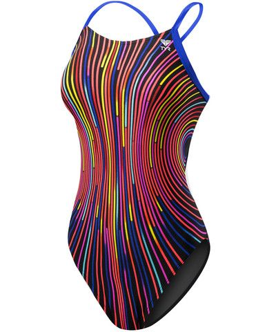 TYR Supersonic Women's Swimsuit – Fit4Swimming Swim Store, #TYR swim costume sale at www.fit4swimming.co.uk