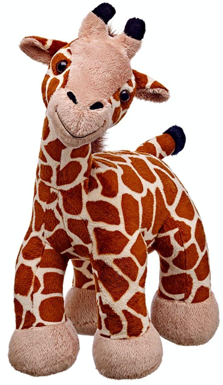 pin by tweet toys on build a bear jungle fun safari stuffed plush toy pet animal bab furry. Black Bedroom Furniture Sets. Home Design Ideas
