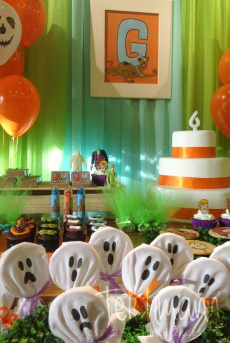 Olha que amor esta Festa Scooby Doo!!Imagens do site Le TeichmannLindas ideias e muita inspiração.Bjs, Fabíola Teles.Mais ideias lindas: Le Teichmann.Facebook :Le Teichmann....