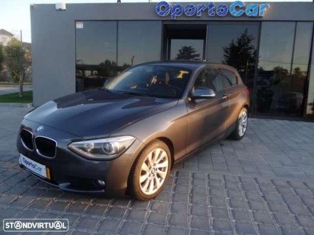 BMW 118 d preços usados