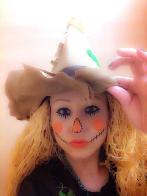 Scarecrow Makeup Halloween | Holiday Ideas | Pinterest | Makeup Halloween And Scarecrows