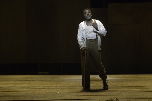 The Gershwins' Porgy and Bess Production Photos: Norm Lewis