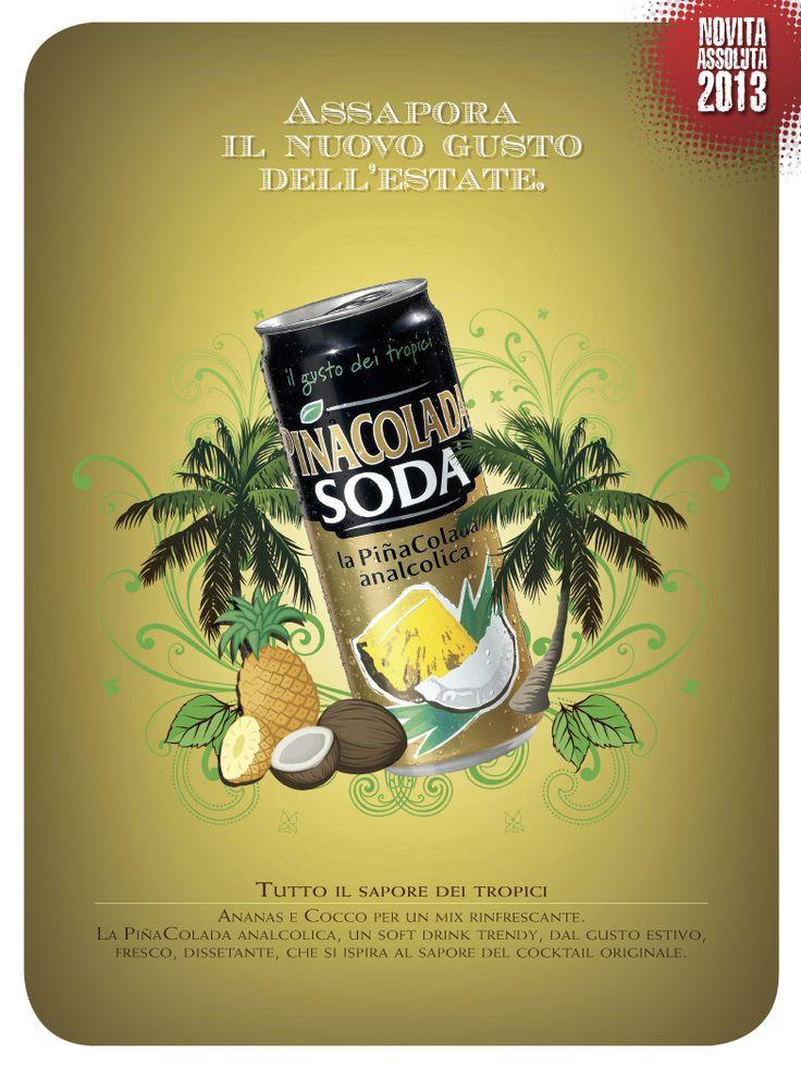 ADV Pinacolda Soda