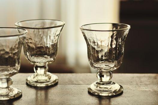 【安土草多 ワイングラス ¥4200 径9cm×高さ12cm】