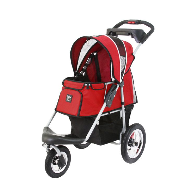 IBIYAYA TURBO PET JOGGER - RED