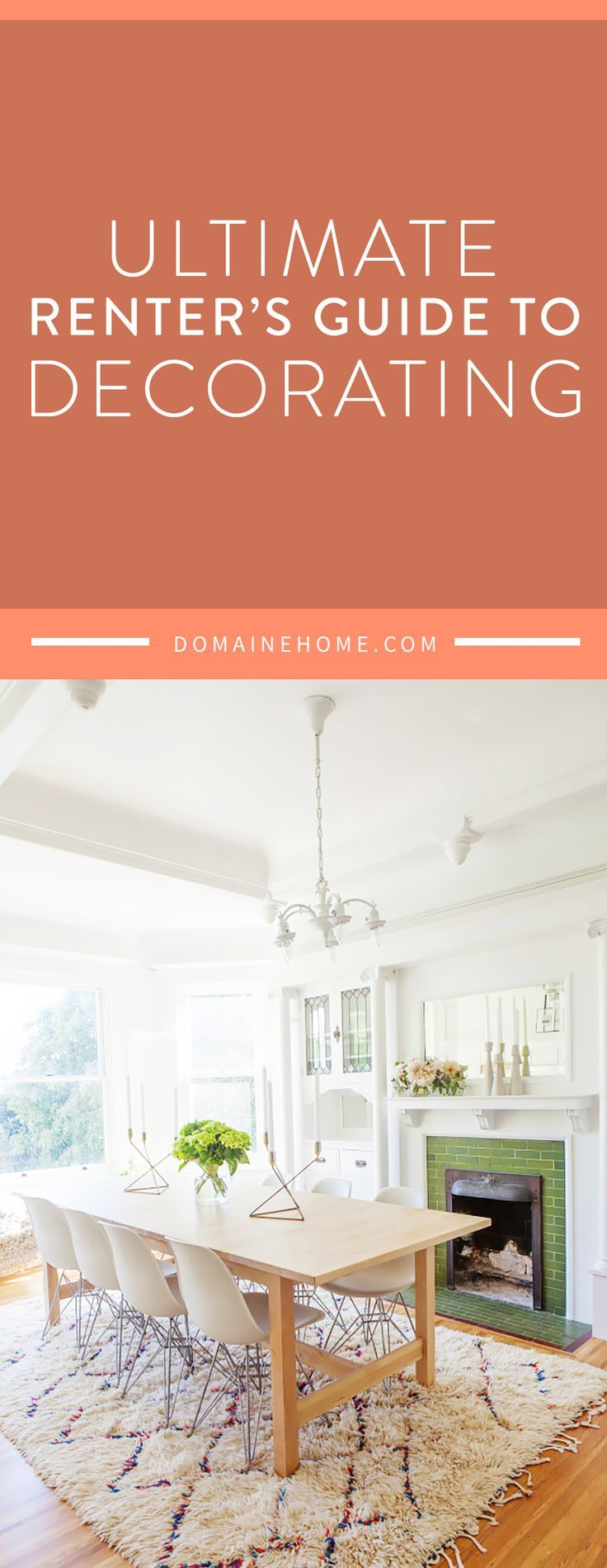 How to make a rental living space feel like home, from temporary renovations to simple, affordable upgrades and tips for personalizing.