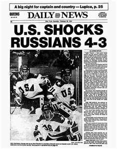 Miracle on ice - 1980