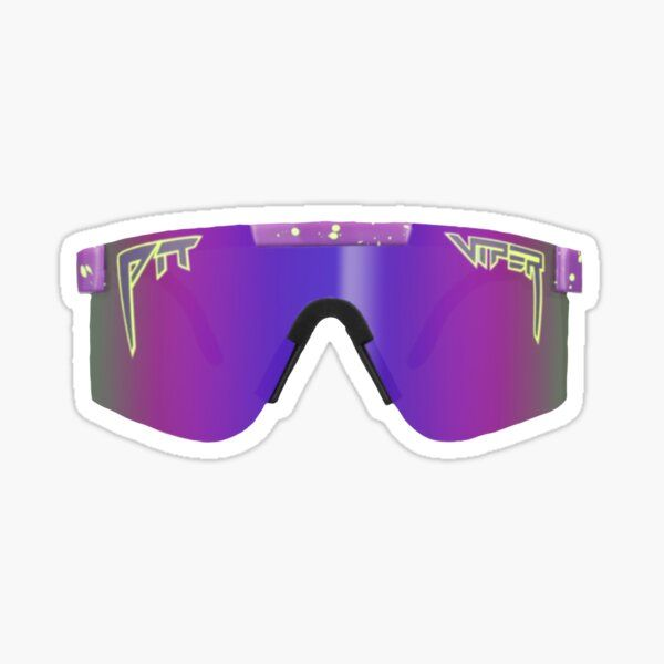 Pit Vipers Sticker By Ympavalleywrks Pit Viper Sunglasses Pit Viper Pit