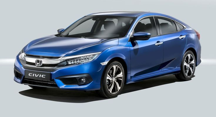 European-Spec 2017 Honda Civic Sedan Is More Than Familiar