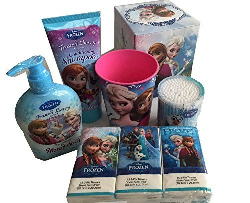 Everything Is Frozen   Disney Bathroom Accessories   Bed Bath And More