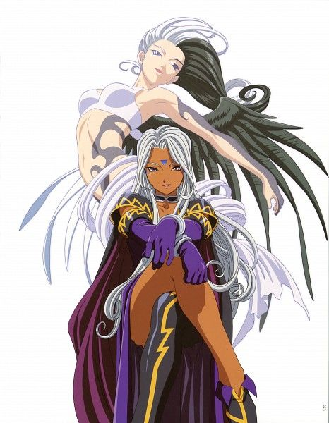Urd..my fav from Ah! My Goddess