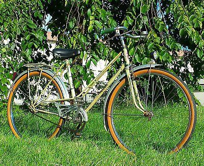 RARE Vélo ancien randonneuse SINGER GRAND SPORT 1935-1940, old bike