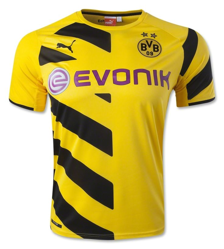 Borussia Dortmund 14/15 Home Jersey (XL)
