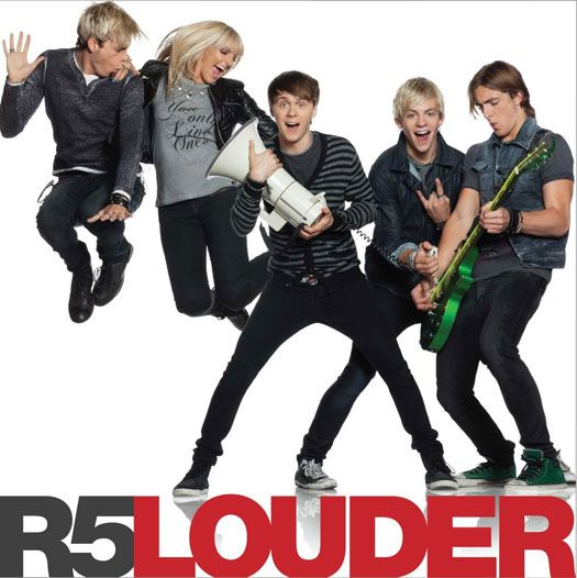 """Go behind the scenes of """"Louder"""" with Ross Lynch and R5!"""