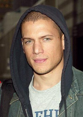 Wentworth Miller too bad he's gay :(