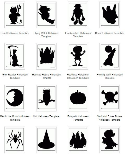 25+ Best Ideas About Halloween Templates On Pinterest | Pumpkin