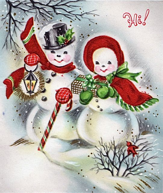 Best images about snowman snow cards on pinterest