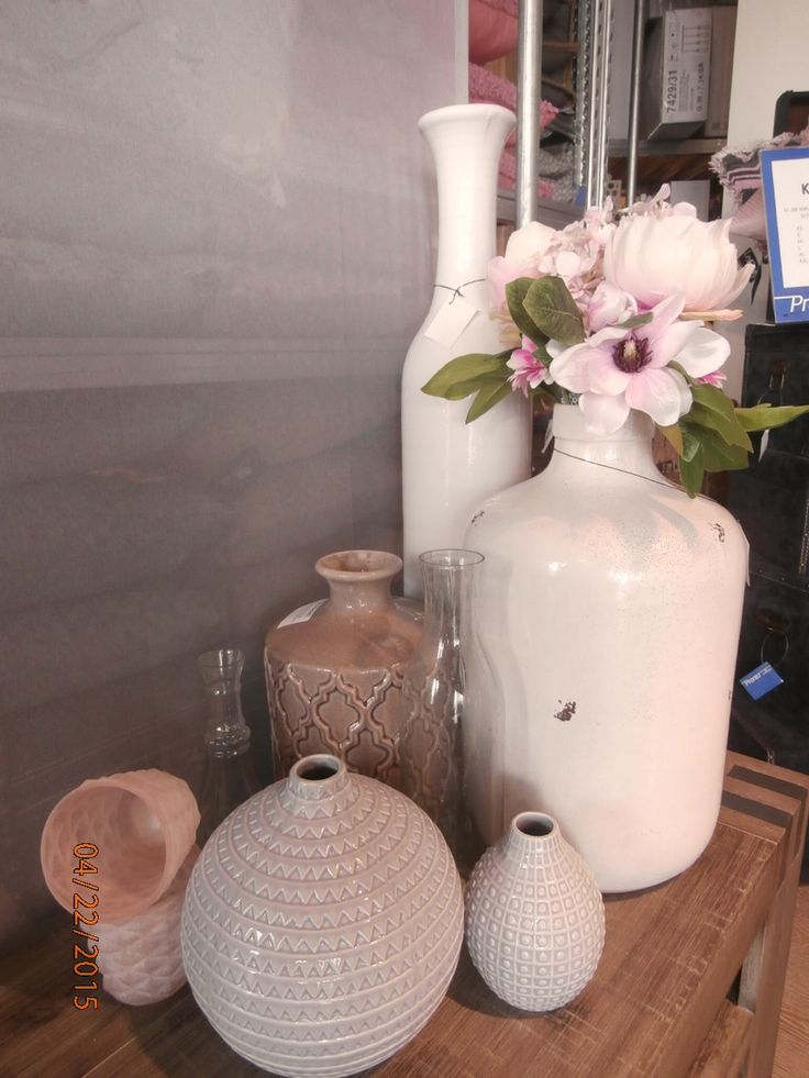 Pastel vazen & potten we love it! Pronto wonen