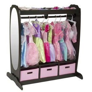 $134.88  (CLICK IMAGE TWICE FOR UPDATED PRICING AND INFO)  DRESS-UP STORAGE CENTER.See More Girls Dress up Furniture  at http://www.zbuys.com/level.php?node=4042=girls-dress-up-furniture
