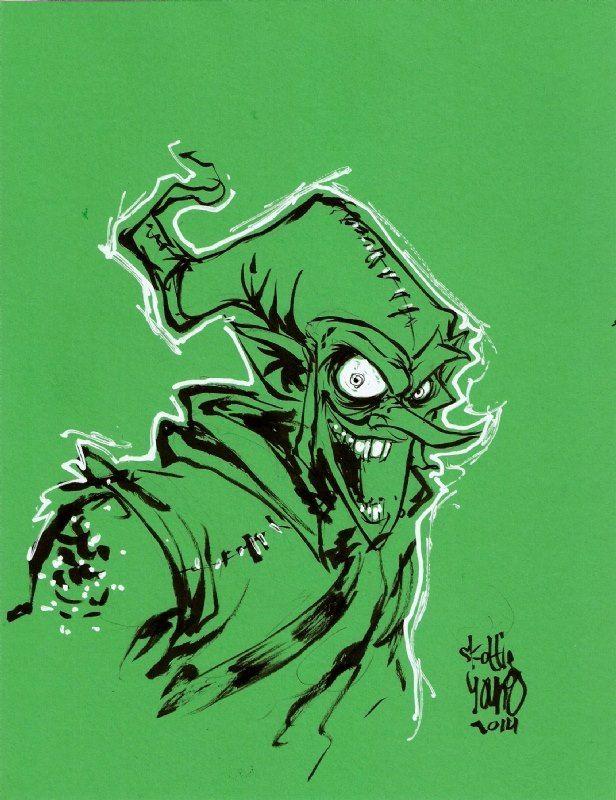 76 best Green Goblin and Hobgoblin. images on Pinterest ...