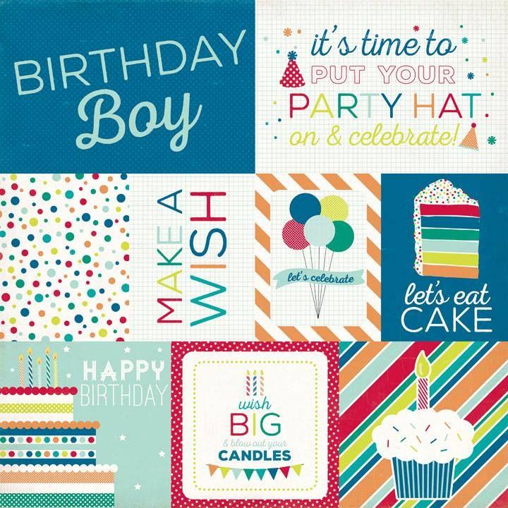 1d991e61a51aadcc06585d00b0514710  birthday scrapbook card birthday