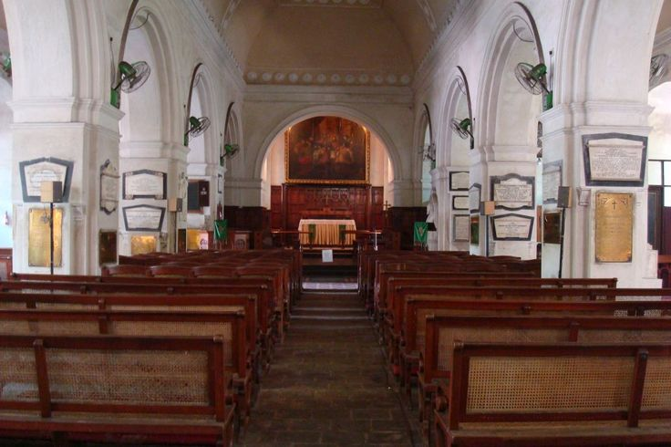 St. Mary's Church located at Fort St George, is the oldest Anglican #church East of Suez and also the oldest British building in #India. The architect of the church was either Edward Foule, Master-Gunner of Fort St. George, or William Dixon, Chief Gunner of the Fort, in 1678. #chennai #holyplaces #churches