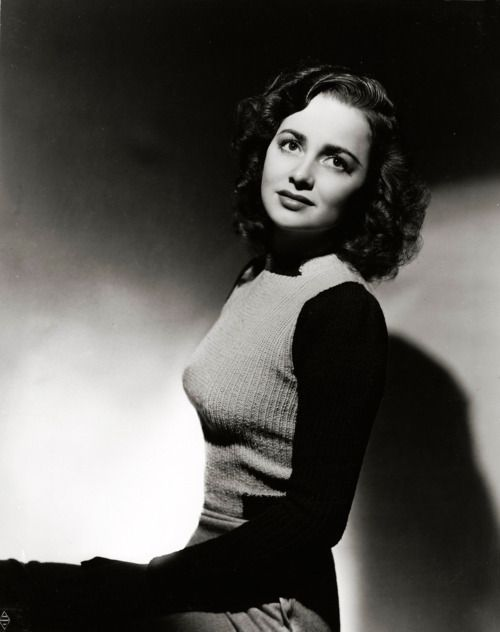 Olivia de Havilland by George Hurrell