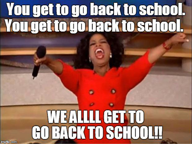 Ms. B's Class is Online | Back to School Memes
