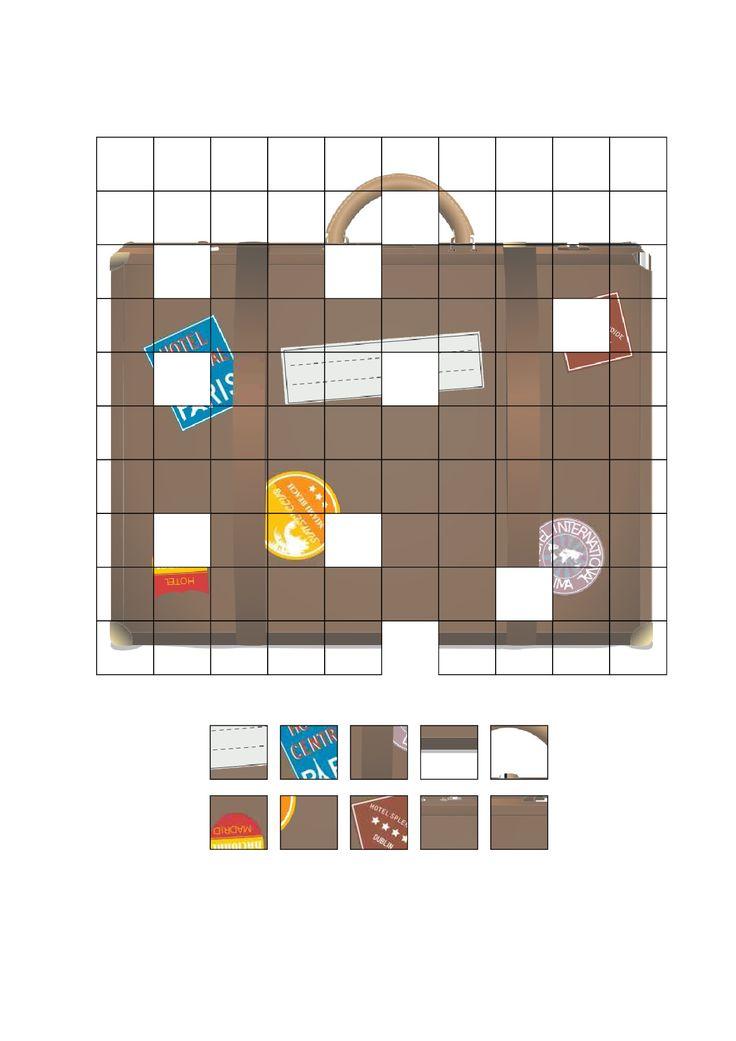 Puzzel: Koffer! 2-2
