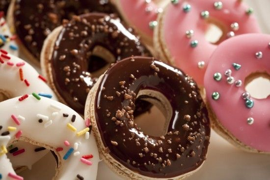 ... 15 healthy donut recipes brit co donut doughnut awesome see more