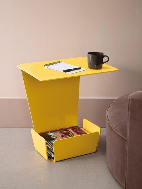 Matière Grise - Produits - Mobilier et objets design en métal