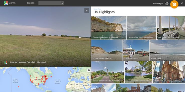 Free Technology for Teachers: How to Embed Google Street View Imagery Into Your Blog Posts
