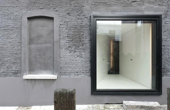 woning g-s ++ graux & baeyens architecten