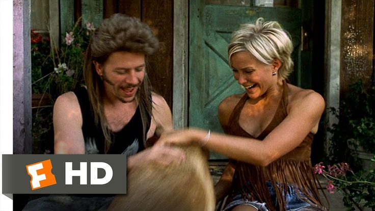 Buddies With Brandy - Joe Dirt (2/8) Movie CLIP (2001) HD - YouTube