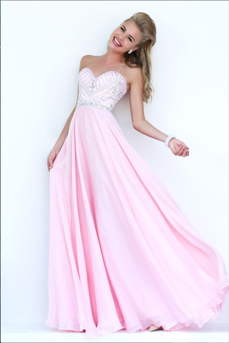 500 best Sherri Hill images on Pinterest | Prom dresses, Classy ...