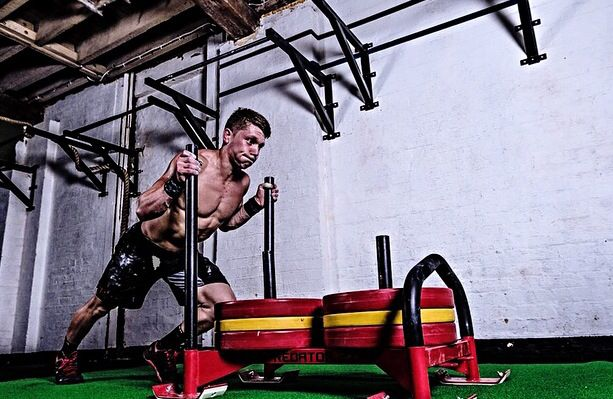 Ambassador Luke McMahon  www.rawfitnessequipment.com.au Facebook: /rawfitnessequipmnt Instragram: rawfitnessequipment