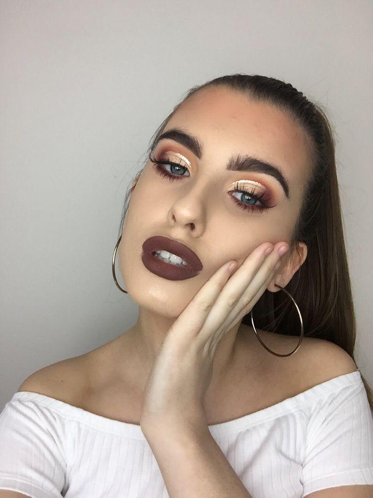 Pin de sofia molina em makeup   Maquiagem